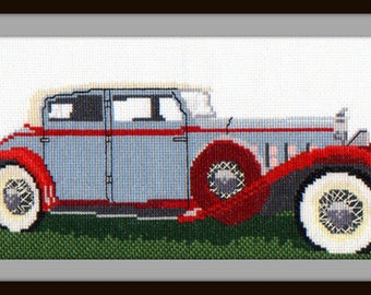 1930 Monte Carlo Sedan by Stutz--LB17319