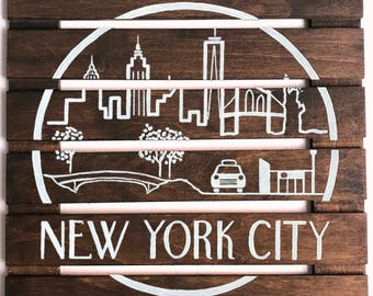 14x14 New York City Logo