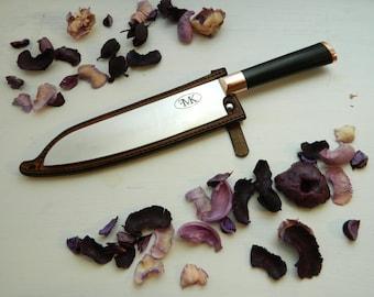 Santoku Chef Knife