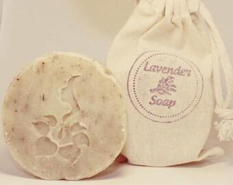 Aromatherapy Lavender Soap