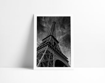 Eiffel Tower #2, Fine Art print signed and numbered