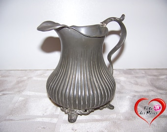old 19th century pitcher jug
