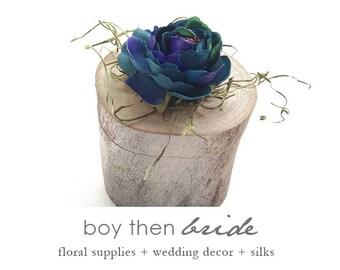 Teal wedding, wood ring bearer box, ring bearer box vintage, ring box wood, wooden ring bearer box, wedding ring box, alternative ring bear
