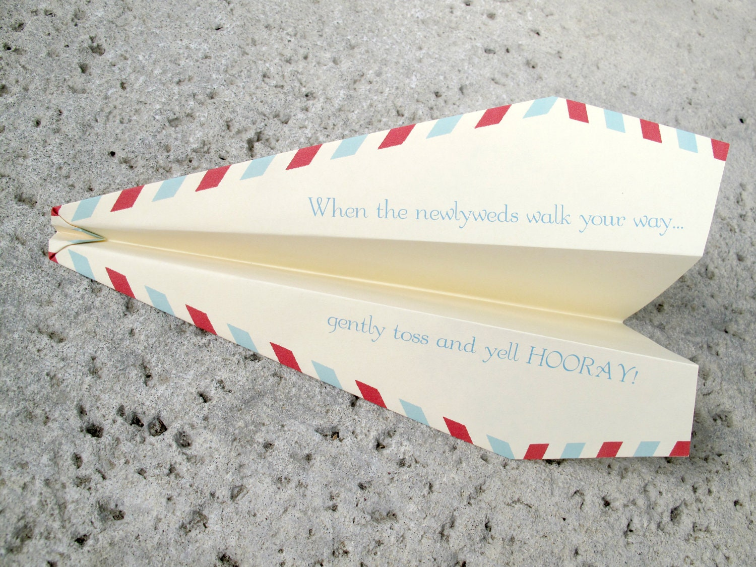 Colorful Airplane Themed Wedding Component - The Wedding Ideas ...
