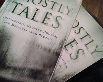Ghostly Tales book