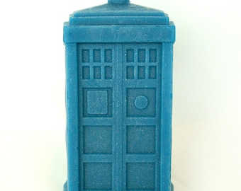 Tardis - Goat's Milk Soap Bar