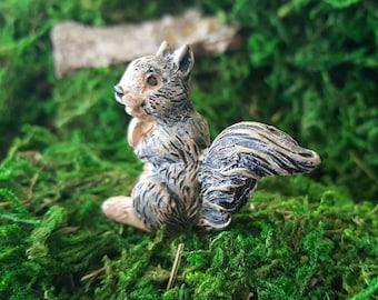 Miniature Squirrel - Hammy!