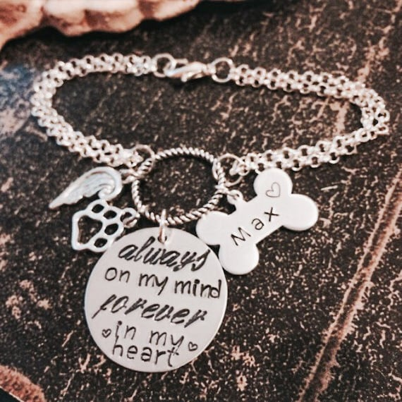 pretty saved you paw inspiration have bracelet memorial angel print goo pet love if could wing