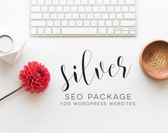 Silver SEO Package for an Existing WordPress Website | Search Engine Optimization | WordPress SEO