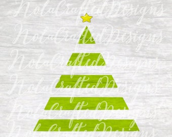 Christmas Tree Svg - Christmas Tree Png - Merry Christmas Svg - Merry Christmas Png - Boys Christmas Svg - Boys Christmas Png - Silhouette