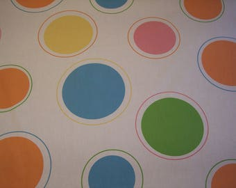 "New 54""wide Robert Allen Home Disco Decorator Fabric By The Yard"