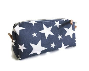 Make up bag Gift for Mom Makeup bag Pencil case Cosmetic bag Clutch Gifts for women Girlfriends gift Bridesmaid gifts Coworker gift