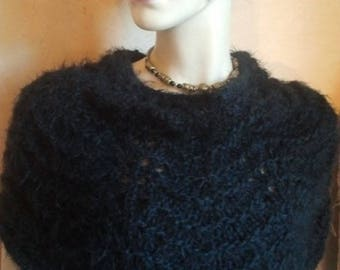 Warm handknit snood - new collection