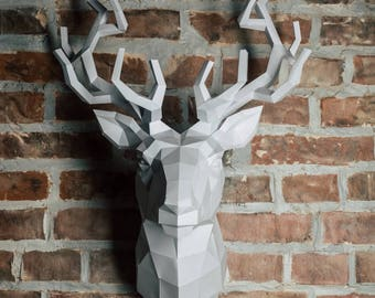 Polygonal Deer - Physical Kit