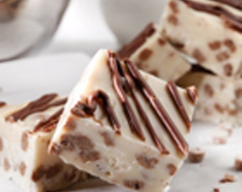 Cookie Dough Fudge Buy 1 LB get 1/2 LB of our Classic Chocolate FREE!