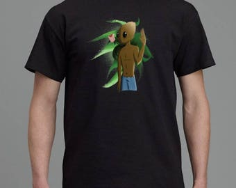 Creature of the woods T-shirt