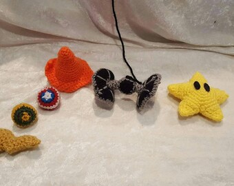 Geek Kitty Jingle Ball Toys