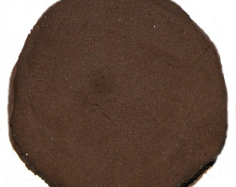 Rich CHOCOLATE BROWN 1 Pound Mosaic Tile Grout Sanded Polymer Fortified for Home Projects - Just Add Water