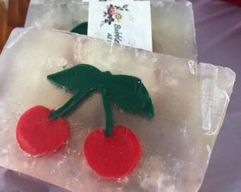 Cherry Ice bar soap *VEGAN