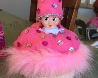 Cupcake Elf Costume!