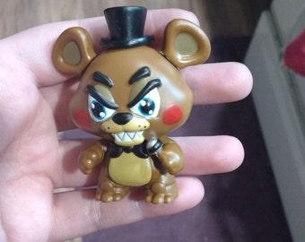 Custom Five Nights at Freddy's Toy Freddy Mini Mystery Figure Funko