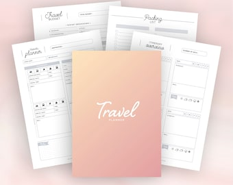 vacation map planner
