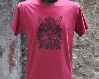 "T-shirt ""Fox"" - Homme"