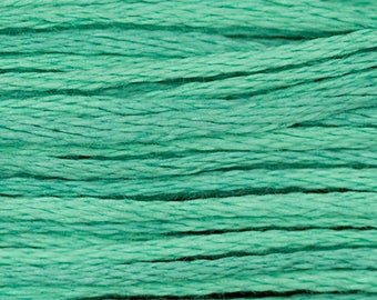 LAGOON 2141 Weeks Dye Works WDW hand-dyed embroidery floss cross stitch thread at thecottageneedle.com