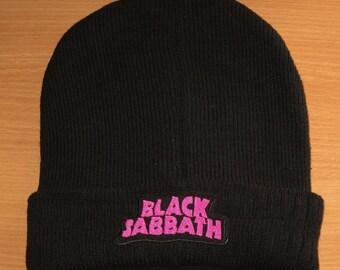 BLACK SABBATH Winter hat
