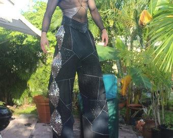 Designs for Custom Stilt Costumes