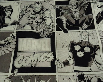 Marvel Comics Panel Shirt Size Small to 4XL  Daredevil, Thor, Captain America and more