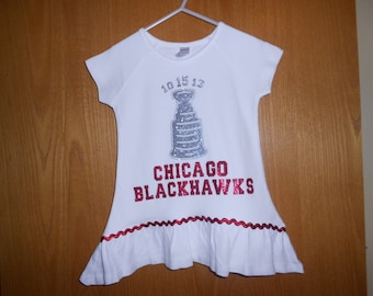 Chicago Blackhawks Trophy T Shirt