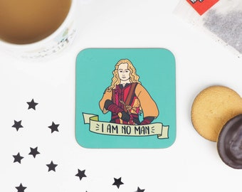 Lord of the Rings - LOTR - Bookish - Geek gift - Hobbit - Tolkien - Coasters - Books - Wooden coasters - Feminism - Bookish and Bakewell