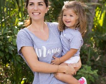 Mama Shirt / Step Mama Shirts / Co-Parenting Shirts / Mom and Step Mom Shirts / Step Mom Gift / Step Mama / Step Mom Shirt / Mama Shirt
