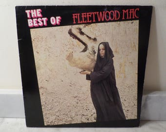 Vintage 1978 Vinyl LP Record The Best of Fleetwood Mac UK Pressing Near Mint Condition 15366
