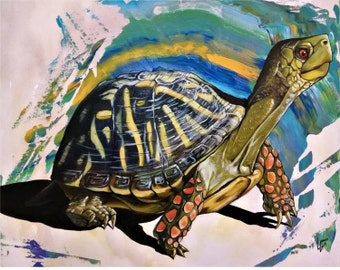 Turtle (11 x 14 print)