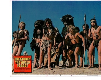 Creatures The World Forgot - 1971 US Lobby Card No 6