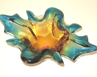 Vintage MURANO glass, 60s, Italy