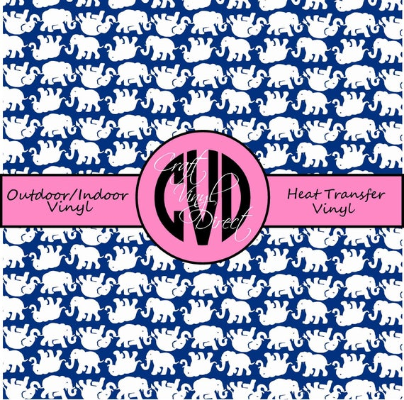 Beautiful Patterned Vinyl // Patterned / Printed Vinyl // Outdoor and Heat Transfer Vinyl // Pattern 169
