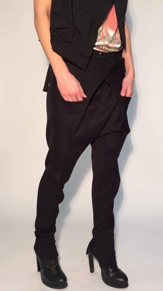 Boho Pants Piece Sexy PS0202 Pants Paradox Women Set Top Pants Sleeveless Two Summer Oversize Pants Tank Top Harem ZCwFqxY