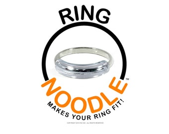 RING NOODLE (3 pack) - Ring Size Reducer, Ring Guard, Ring Size Adjuster