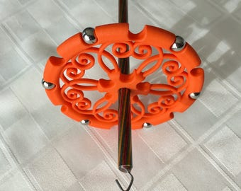Ultimate Drop Spindle (Clementine)