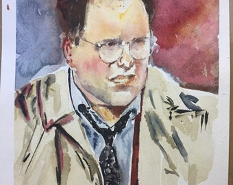 George Costanza Painting