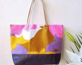 EHUKAI LARGE TOTE-colorblocker