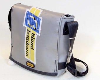 Truck tarp satchel