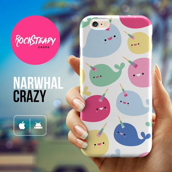 narwhal phone case iphone 6