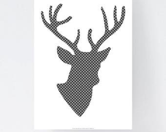 Poster Deer Animals Download and Print