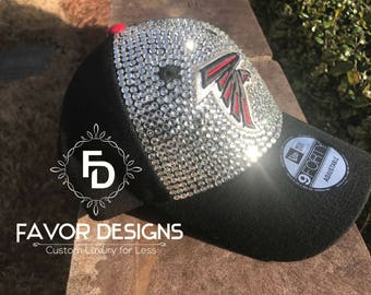 Custom BLING Caps Hats.