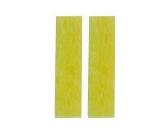 2 loaves Oyumaru Yellow clay oyumaru