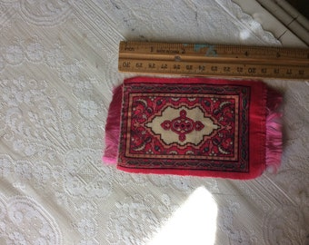 Vintage Dollhouse Rug